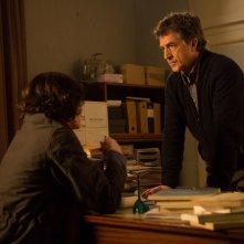 Il medico di campagna: Marianne Denicourt e François Cluzet in un momento del film
