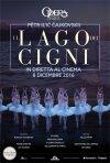 Locandina di Opéra di Parigi: Il lago dei cigni
