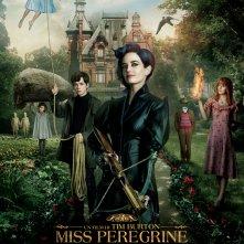 Locandina di Miss Peregrine – La casa dei ragazzi speciali