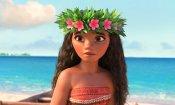 Box Office USA: Oceania è ancora primo, Animali fantastici a oltre 600 milioni