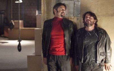 """Natale a Londra, Lillo & Greg e Volfango De Biasi: """"I personaggi cinici sono i più divertenti"""""""