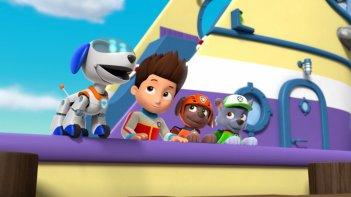 Paw Patrol: un'immagine della serie d'animazione