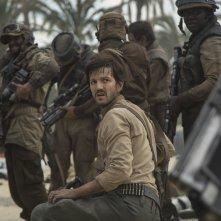 Rogue One: Diego Luna interpreta Cassian Andor