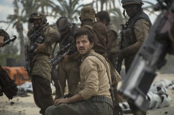 Rogue One: Diego Luna interpreta Cassian Andor