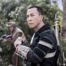 Rogue One: l'attore Donnie Yen interpreta Chirrut Imwe