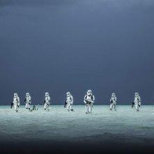 Rogue One: A Star Wars Story, un'immagine promozionale del film