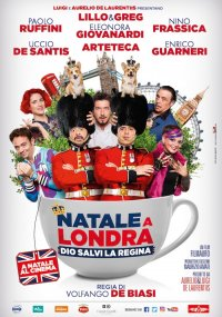 Natale a Londra – Dio salvi la Regina in streaming & download
