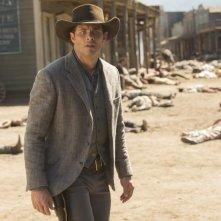 Westworld: l'attore James Marsden in The Bicameral Mind
