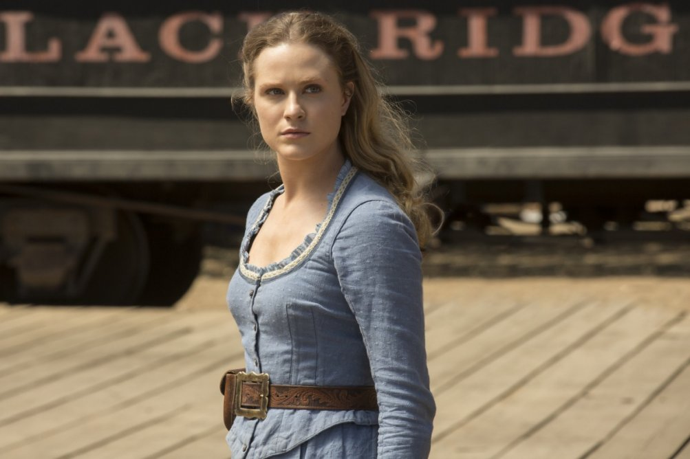 Westworld: Evan Rachel Wood interpreta Dolores in The Bicameral Mind