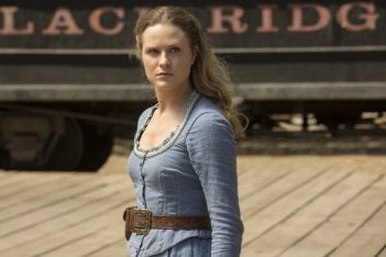 Westworld: Evan Rachel Wood interpreta Dolores in The Bicameral Mind