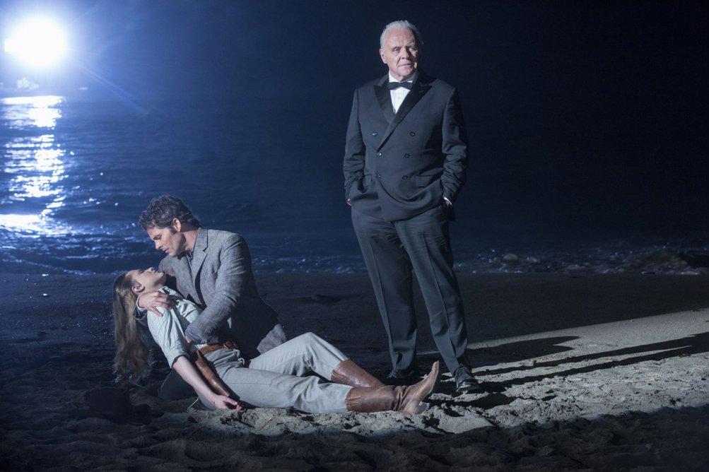Westworld: Evan Rachel Wood, James Marsden e Anthony Hopkins in The Bicameral Mind