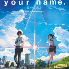 Your Name: la locandina italiana