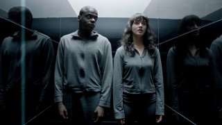 Black Mirror: una scena dell'episodio 15 milioni di celebrità