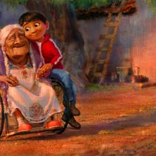 Coco: un'immagine del film