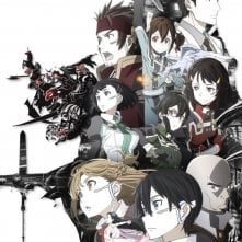 Locandina di Sword Art Online. Ordinal Scale – The Movie
