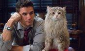 Una vita da gatto per Kevin Spacey in una commedia incapace di graffiare