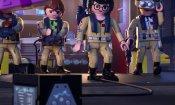 I Ghostbusters in versione Playmobil salvano il Natale in un corto
