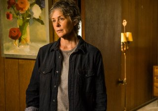 The Walking Dead: Melissa McBride nell'episodio Hearts Still Beating