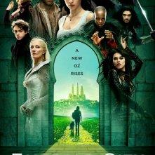 Emerald City: il poster della serie