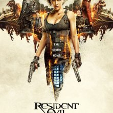 Resident Evil: The Final Chapter - Una nuova locandina del film