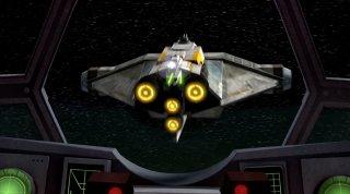 Star Wars Rebels: un'immagine della Ghost