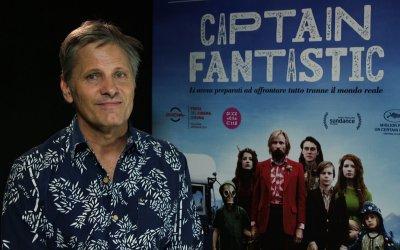 """Viggo Mortensen parla del suo Captain Fantastic, un papà """"imperfetto, forse troppo onesto"""""""