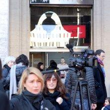Roma Fiction Fest 2016: l'ingresso del cinema The Space