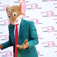 Roma Fiction Fest 2016: Geronimo Stilton sul red carpet
