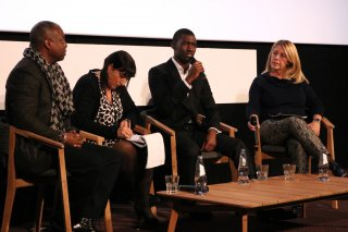 Roma Fiction Fest 2016: Malachi Kirby, LeVar Burton alla conferenza stampa di Roots