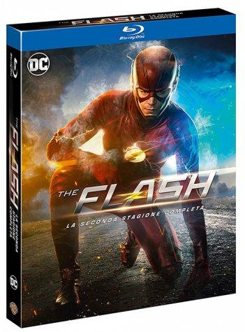 La cover di The Flash - Stagione 2