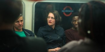 Fleabag: una foto dell'attrice Phoebe Waller-Bridge