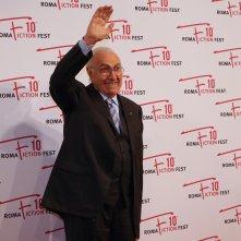 Roma Fiction Fest 2016: Pippo Baudo saluta sul red carpet