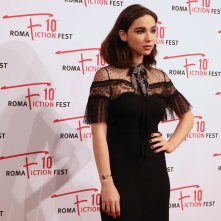 Roma Fiction Fest 2016: Matilda De Angelis sul red carpet di Di padre in figlia