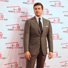Roma Fiction Fest 2016: Alessandro Roja sul red carpet di Di padre in figlia