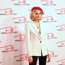 Roma Fiction Fest 2016: Demetra Bellina sul red carpet di Di padre in figlia