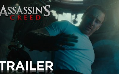 Assassin's Creed - Trailer internazionale