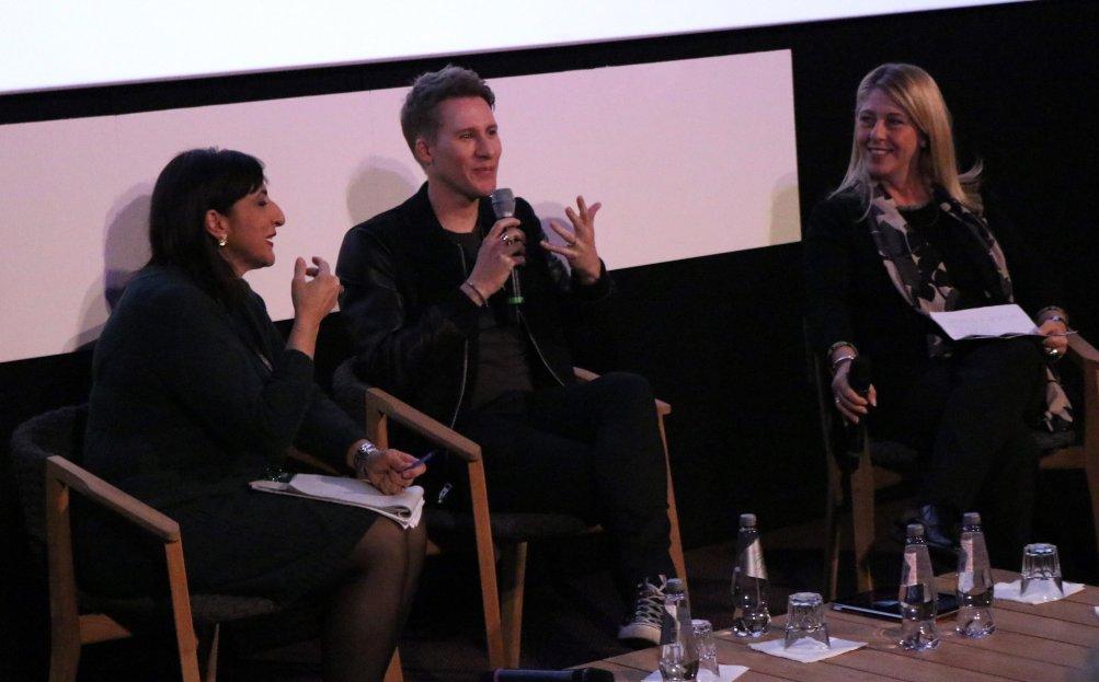 Roma Fiction Fest 2016: Dustin Lance Black in conferenza risponde alle domande