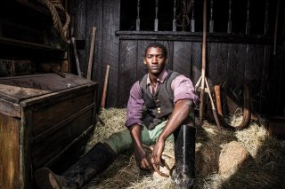 Malachi Kirby in Roots, del 2016