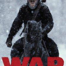 Locandina di The War - Il pianeta delle scimmie