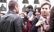 Charlie Weber e Bellamy Young al Roma Fiction Fest per parlare delle serie di Shonda Rhimes