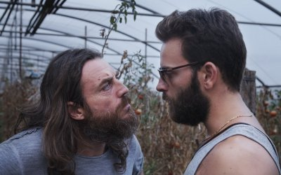 Alessandro Borghi e Mirko Frezza splendida coppia di antieroi in Il più grande sogno
