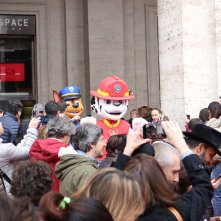 Roma Fiction Fest 2016: i cuccioli di PAW Patrol arrivano sul red carpet