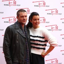 Roma Fiction Fest 2016: Charlie Weber e Bellamy Young sul red carpet di Shondaland