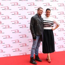 Roma Fiction Fest 2016: Charlie Weber, Bellamy Young sul red carpet di Shondaland