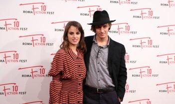 Roma Fiction Fest 2016: Angela Curri e Dario Aita sul red carpet di La mafia uccide solo d'estate