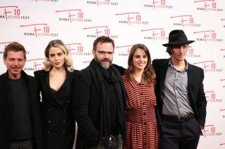 Roma Fiction Fest 2016: Claudio Gioè, Valentina D'Agostino, Angela Curri, Dario Aita sul red carpet di La mafia uccide solo d'estate