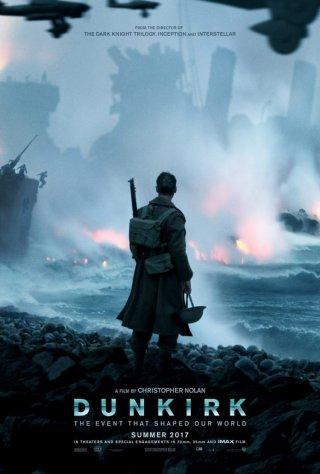 Dunkirk: il poster del film
