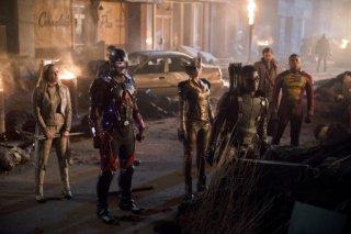 Legends of Tomorrow: un immagine dalla serie