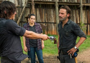 The Walking Dead: Norman Reedus e Andrew Lincoln in Hearts Still Beating