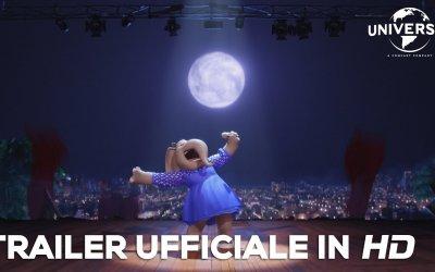 Sing - Trailer italiano